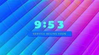 Color Planes 10 Min Countdown