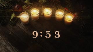 Cozy Advent 10 Min Countdown