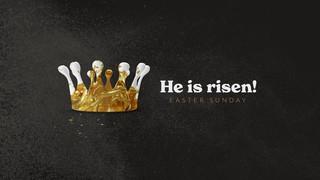Crowned Easter