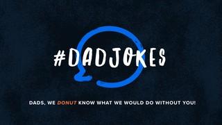 Dad Jokes Sermon