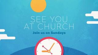 Daylight Savings Sermon Series