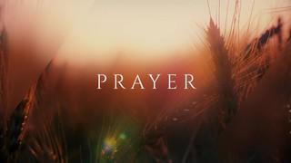 Days End Prayer