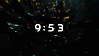 Glow Field 10 Min Countdown
