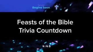 Glow Field Trivia Countdown