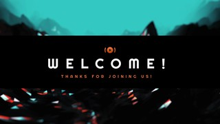 Glow Field Welcome Stream