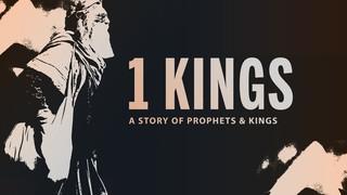 1 Kings Sermon