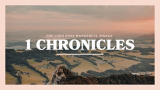 1 Chronicles Sermon
