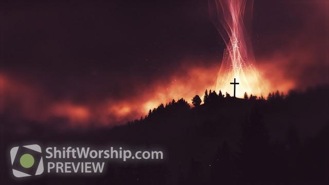 Holy Week Glow Fog