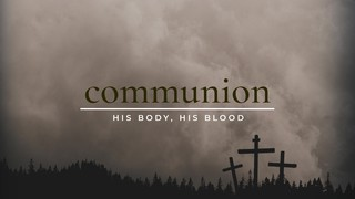 Horizon Crosses Communion