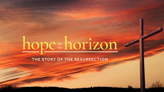 Hope Of The Cross Landscapes Sermon