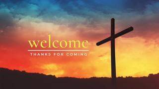 Horizon Crosses Welcome