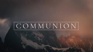 Misty Lent Communion