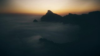 Misty Lent Peak