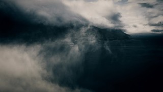 Misty Lent Shoreline