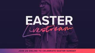 Easter Livestream Online Sermon