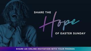 Share Easter Online Sermon
