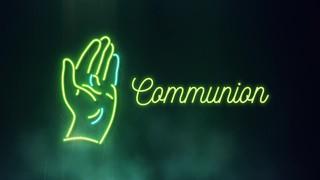 Neon Prayer Communion