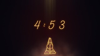 Neon Prayer Countdown
