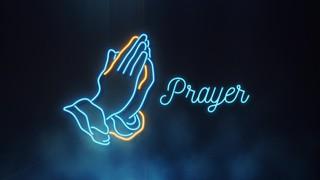 Neon Prayer Prayer
