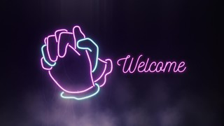 Neon Prayer Welcome