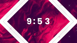 New Again 10 Min Countdown