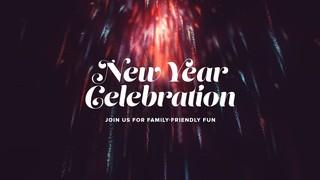 New Year Sparks Sermon Series