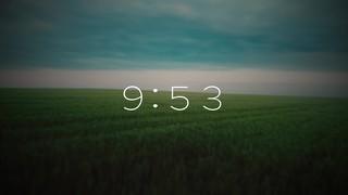 Open Fields 10 Min Countdown