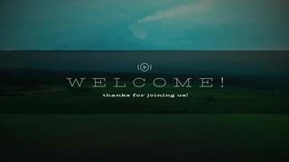 Open Fields Welcome Stream