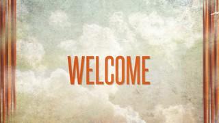 Pentecost Welcome
