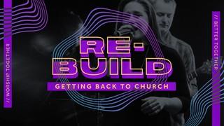 Rebuild Sermon