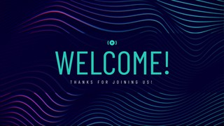 Retro Wave Welcome Stream