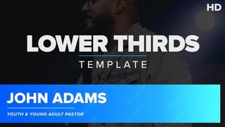 Lower Third Sermon