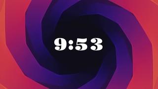 Spirals 10 Min Countdown