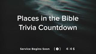 Stark Sand Trivia Countdown