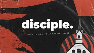 Disciple Sermon Title Sermon