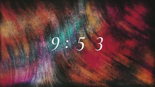 Subtle Color 10 Min Countdown
