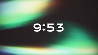 Subtle Light 10 Min Countdown