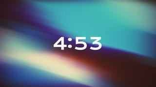Subtle Light Countdown