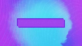 Summer Vibes Blue Purple Box