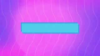 Summer Vibes Pink Blue Box