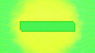 Summer Vibes Yellow Green Box