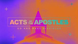 Acts Of The Apostles Sermon
