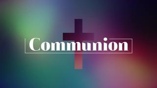Vibrant Crosses Communion