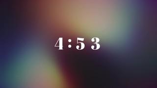 Vibrant Crosses Countdown