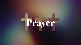 Vibrant Crosses Prayer
