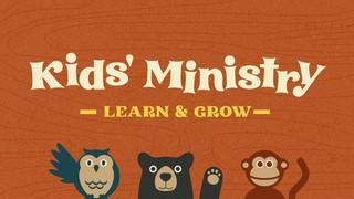 Kids Min Animals Sermon