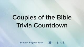 Wedding Day Trivia Countdown