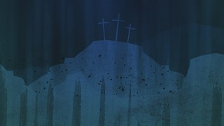 What Love Blue Crosses