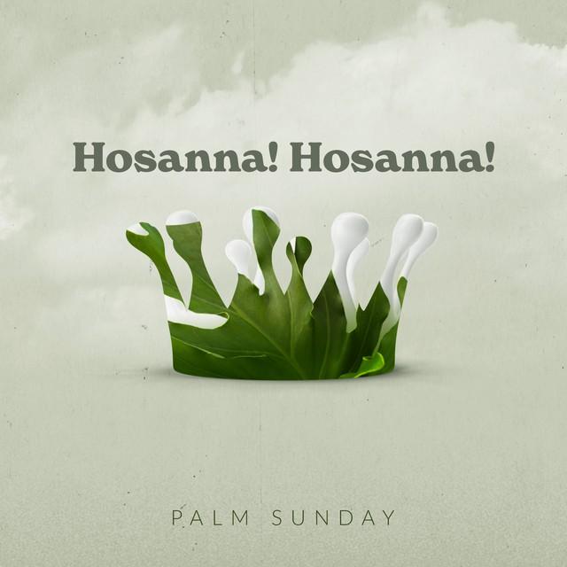 Green Palm Sunday