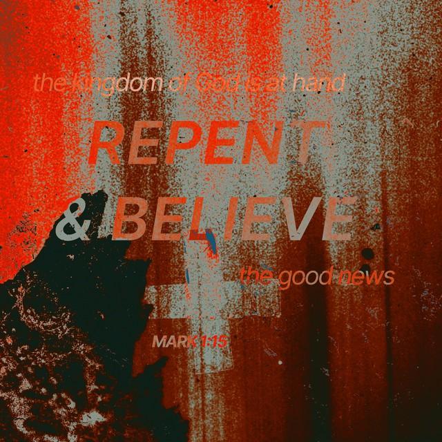 Mark 1:15